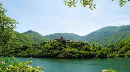 Il Lago di Vagli ed il suo Borgo Fantasma